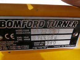 31037539 bomford bandit 2250 2014 farm machinery