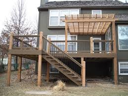 Home Hardware Deck Design Best 25 Back Deck Designs Ideas On Pinterest Diy Decks Ideas