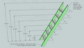 Wood Bunk Bed Ladder Only Bunk Bed Ladder Plan Organization Pinterest Bunk Bed Ladder