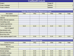 cost benefit analysis worksheet free worksheets library download