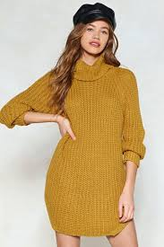 yellow sweater dress curve appeal sweater dress shop clothes at gal