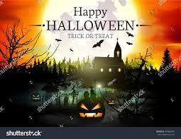 vertical halloween background halloween stock vector 496863691 shutterstock