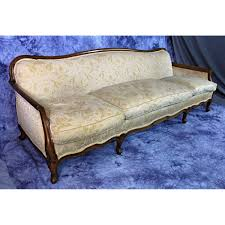 French Provincial Sofa by Widdicomb Furniture Mid Century French Provincial Sofa Aptdeco