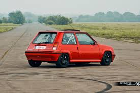 renault super 5 renault r5 gt turbo u2013 super 5 u2013 automotive tuner