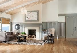 rethink wood paneling elevations