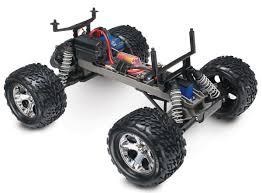 remote control monster jam trucks traxxas stampede 2wd rtr black rc monster truck tq xl 5 id batt