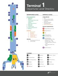 Los Angeles Airport Map by Los Angeles International Airport Lax Maplets