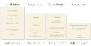 wedding invitation size standard wedding invitation size christmanista