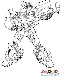 Transformers 4 Coloring Sheets Bumblebee Coloring Page Flying Bumblebee Coloring Pages