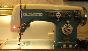 vintage japanese u0027badged u0027 zig zag and straight sew sewing machines