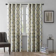 Washable Curtains Modern Curtains Drapes Allmodern