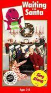 Vhs Barney U0026 Backyard Gang by Barney U0026 The Backyard Gang Waiting For Santa Twilight Sparkle U0027s