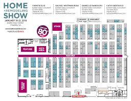 home and design show dulles expo floor plan exhibitor rates contract for the home remodeling show
