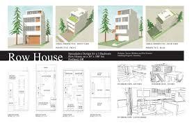 Fleur De Lys Mansion Floor Plan Row House Steven Ohlhaber Studios