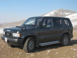 isuzu bighorn 3 0 2002 auto images and specification