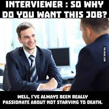Interview Meme - 9gag what i wish i could say during a job interview facebook