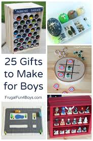 25 more homemade gifts to make for boys frugal fun toys that will