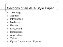 sample of apa style research paper writing an apa style research paper ppt video online download
