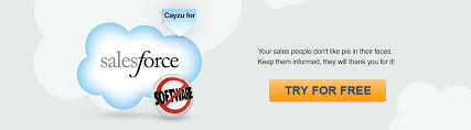 salesforce help desk software app sync sales and support