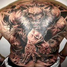 wolf tattoos inspiring tattoos
