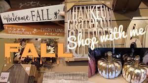 Home Goods Decor Shop With Me Fall Decor Home Goods Dollar Tree Kirklands