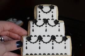 Wedding Cake Cookies Wedding Cake Cookies Lil U0027 Miss Cakes