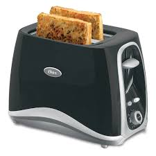 Toaster Glass Sides Oster 2 Slice Toaster 00633 Oster