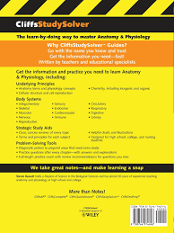 anatomy cliff notes images human anatomy learning