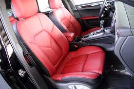 porsche macan red interior 2016 porsche macan s stock 6031 for sale near redondo beach ca