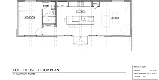 pool house plans with bedroom pool house floor plans