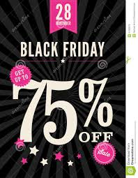 black friday pink sale black friday sale poster stock vector image 44399375
