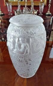 Crystal Glass Vase Free Photo Vintage Art Glass Vase Lalique Crystal Glass Max Pixel