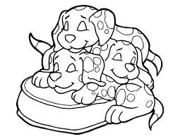 outstanding cool free coloring pages puppies crayola photo of
