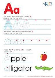 calaméo free alphabet worksheets for kids a z