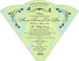 Fan Ceremony Programs 75 Best Wedding Images On Pinterest Wedding Fans Wedding Stuff