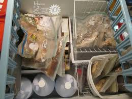 Home Storage Solutions 101 Organized Home Organizing A Chest Freezer Ideas U0026 Solutions