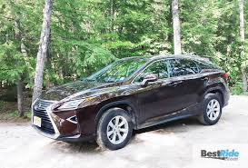 tire size lexus rx 350 review 2016 lexus rx 350 can a plush crossover handle outdoor