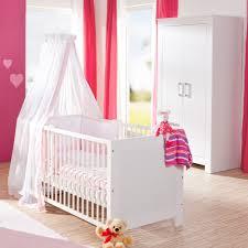 chambre geuther chambre bébé duo marléne lit et armoire blanche de geuther sur allobébé