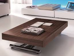 Coffee Table Height Variable Height Coffee Table Smart Furniture