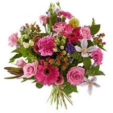 bouquet flowers bouquet sparkling pinks