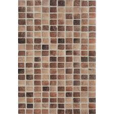 Floor And Decor Austin Tx Trafficmaster Baja 12 In X 12 In Beige Ceramic Floor And Wall