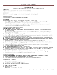 Rn Resume Samples New Grad by Critical Care Rn Resume Free Resume Example And Writing Download