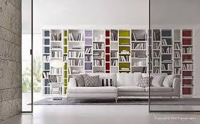 interior design bookcase design ideas for 2010 by presotto italia