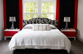 gray and red bedroom 15 pleasant black white and red bedroom ideas home design lover
