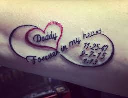 image result for mom and dad wings tattoo tattoos pinterest