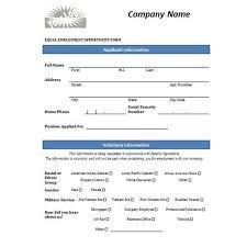 best photos of employment application template word free job