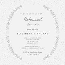 rehearsal dinner invite free rehearsal dinner invitation templates greetings island