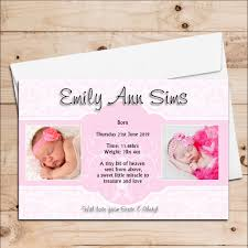 Invitation Cards For Dedication Of A Baby Newborn Baby Invitation Card Ideas Colorful Baby Items Newborn