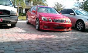 lexus paint jobs post pics of your custom paint job on your gs300 page 2