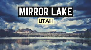 Utah travel times images Exploring mirror lake utah hiking trails in utah full jpg